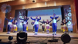 PAÜ Halk Oyunları Topluluğu Moldova'da