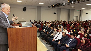PAÜ Kale MYO Yeni Binasında İlk Konferans