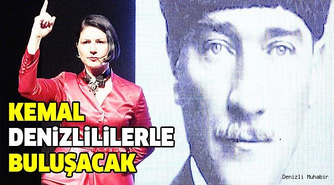 Pınar Ayhan'dan Muhteşem Atatürk Gösterisi