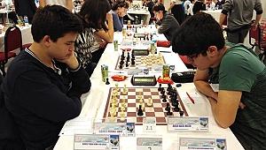 Satranç Bölge Turnuvasına Denizli Damga Vurdu