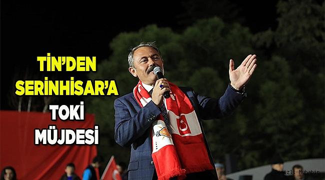 SERİNHİSAR'IN KONUT HAYALİ GERÇEK OLUYOR!