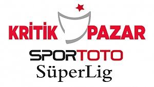 Spor Toto 1. Lig'de kritik pazar