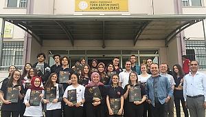 TEV Anadolu Lisesi'nden Kültür-Sanat Dergisi