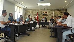 Arslan ve Başar Sarayköy Meclisi'nde de anıldı