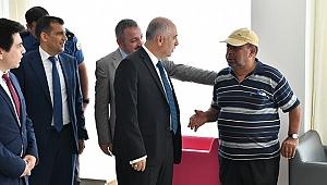 Babadağ'da Halk Günü Vali Karahan İle Birlikte Yapıldı