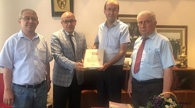BİK Müdürü Yürekli'den DGC'ye Ziyaret
