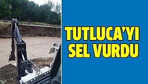 Bozkurt'u Şiddetli Yağış Vurdu