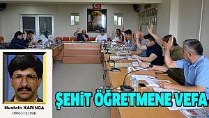 Buldan Belediye Meclisi'nden Vefa Örneği