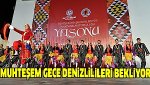 Büyükşehir Halk Oyunları Yılsonu Gösterisine Hazır
