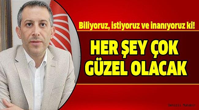 CHP Denizli'den İmamoğlu'na Tam Destek