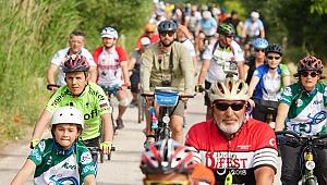 Çivril'in Bisiklet Festivali Sona Erdi