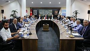 DENİZLİ OSB'DE ORTAK AKIL TOPLANTISI