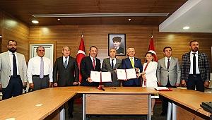 Eğitim ve Öğretim Geliştirilmesi İşbirliği Protokolü İmzalandı