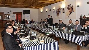 GEKA Yönetimi 118. Toplantısını Muğla'da Yaptı