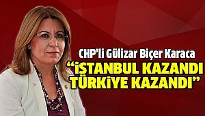 Karaca İstanbul Seçimini Değerlendirdi