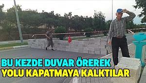 Pamukkale'de Yol Kapatma Eylemi: 15 Gözaltı