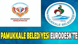 Pamukkale'nin Gençleri Avrupa Kapısı'nda