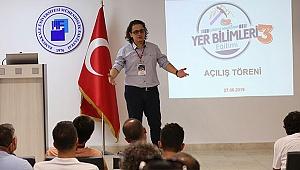"""PAÜ'de """"Çürüksu (Denizli) Havzası'nda Yer Bilimleri Eğitimi-3"""" Başladı"""
