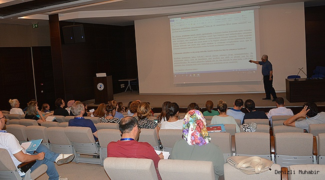 PAÜ Tıp Fakültesi'nde Etik Yaklaşım Kursu Tamamlandı