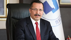 Rektör Prof. Dr. Hüseyin Bağ'dan Ramazan Bayramı Mesajı