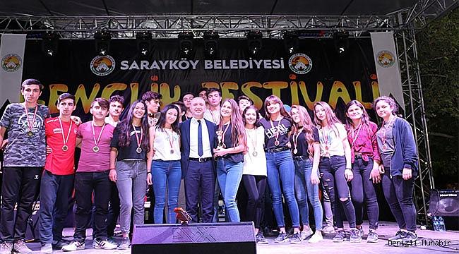 Sarayköy, Türkiye müsabakalarında adından söz ettirdi
