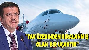 Zeybekci'den Uçak Eleştirisine Jet Yanıt