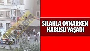 12 Yaşındaki Çocuk Kendini Vurdu