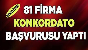 81BAŞVURU YAPILDI