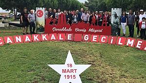 AYSiAD Çanakkale Ruhunu Yaşadı