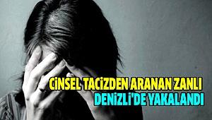 Bitlis'te Aranırken Denizli'de Yakalandı