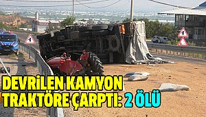 Buldan-Alaşehir Yolu'nda Ölümlü Kaza