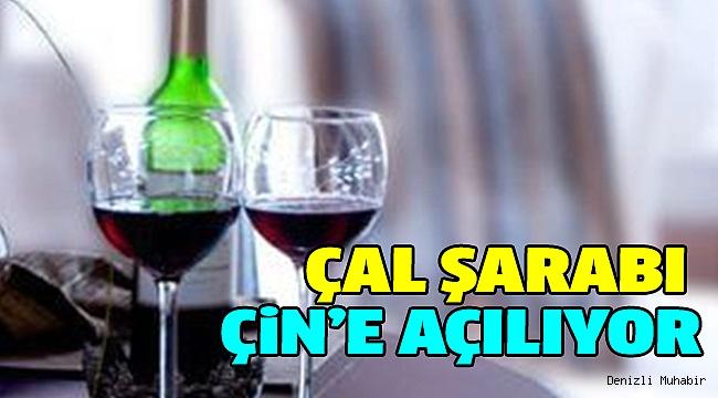 Çinli Şarap Tadımcıları ve Turizmciler Çal'a Geliyor