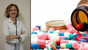 """Coşkun: """"Hekim Önerisi Olmadan Antibiyotik Kullanmamalıyız """""""