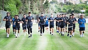 Denizlispor'da yeni sezon hazırlıkları başladı
