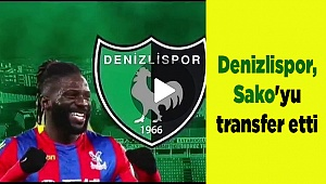 Denizlispor, Sako'yu transfer etti