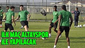 Denizlispor'un Hazırlık Maç Programı Belli Oldu