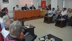 III. Tarım Orman Şûrası Denizli Sektör Toplantısı Yapıldı