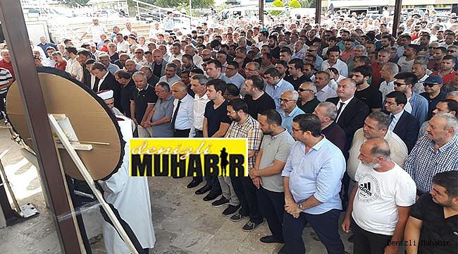 İşadamı Mehmet Öztürk'ün acı günü