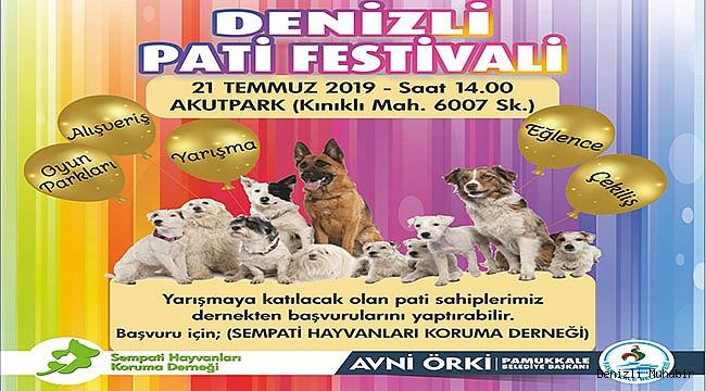 Köpek Festivali'ne davetlisiniz!