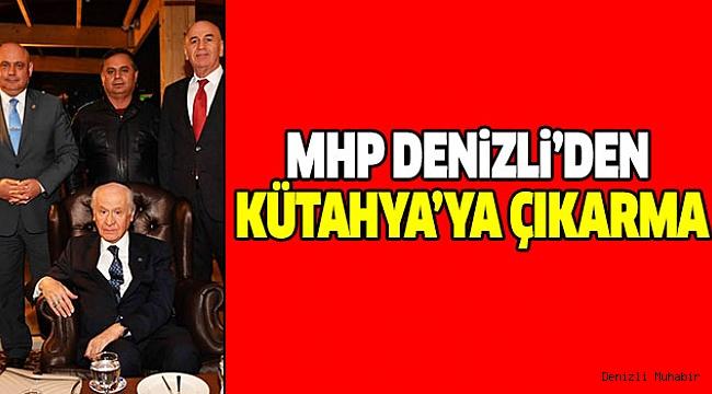 MHP'li Başkanlar Ve Partililer Kütahya'ya Akın Edecek