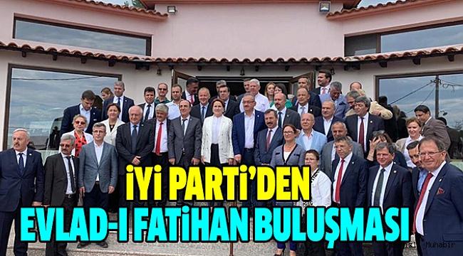 Öztürk, Akşener ile Balkan Ülkelerine Gitti