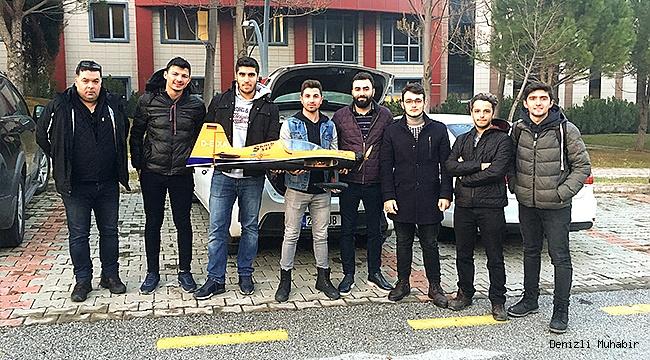 Pamukkale Üniversitesi Üretiyor