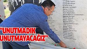 """PAÜ'de """"15 Temmuz Demokrasi ve Milli Birlik Günü"""" Etkinlikleri"""