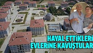 Sarayköy'de 410 Aile Evlerinin Anahtarlarını Teslim Aldı