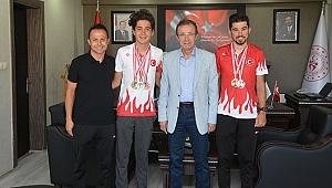 Türkiye Bisiklet Şampiyonasında Denizli Farkı