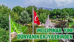 Türkiye'deki İlk Ve Tek Yeşil Bayrak İncilipınar'da