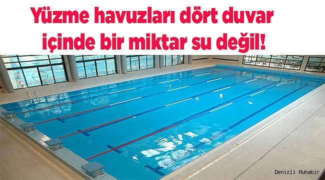 YÜZME HAVUZLARINA DİKKAT!!