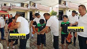 Ali Çetin, GS formasını çıkartıp, yeşil-siyah giydirdi