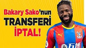 Bakary Sako, sözleşmesi iptal