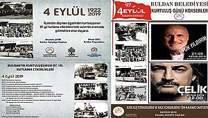 Buldan'da Zafer ve Kurtuluş coşkusu yaşanacak